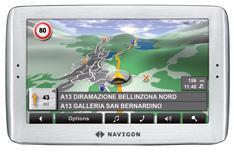 9th  Navigon 8110
