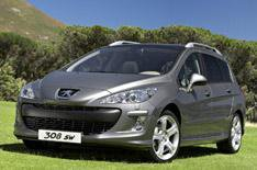 Peugeot 308 SW from 14,395