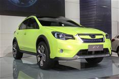 January date for Subaru's Qashqai
