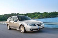 Saab launches special-edition 9-5