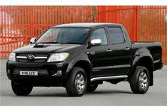 Toyota builds special-edition Hilux