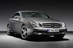 Special-edition Mercedes CLS on sale