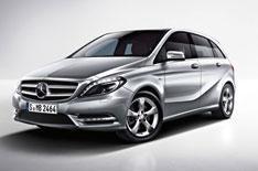 Mercedes B-Class: full details