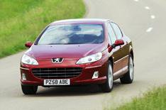 Peugeot 407 revised