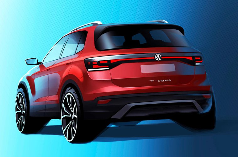 2019 Volkswagen T-Cross –price, specs and release date