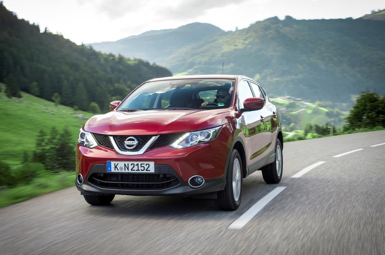 Promoted: Test a Nissan for a week - and win a free iPad