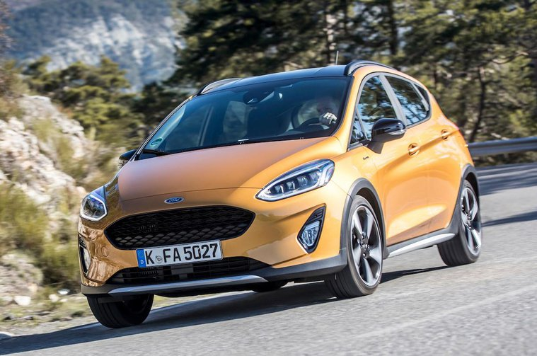 2018 Ford Fiesta Active review - price, specs and release date