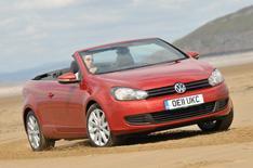 VW Golf Cabriolet 2.0 TDI review