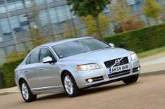 Volvo S80 DRIVe: driven