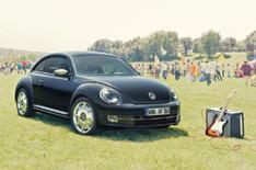 Volkswagen Beetle Fender announced