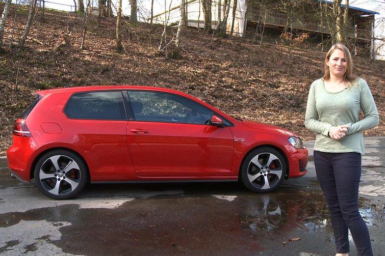 Video review: Volkswagen Golf GTI