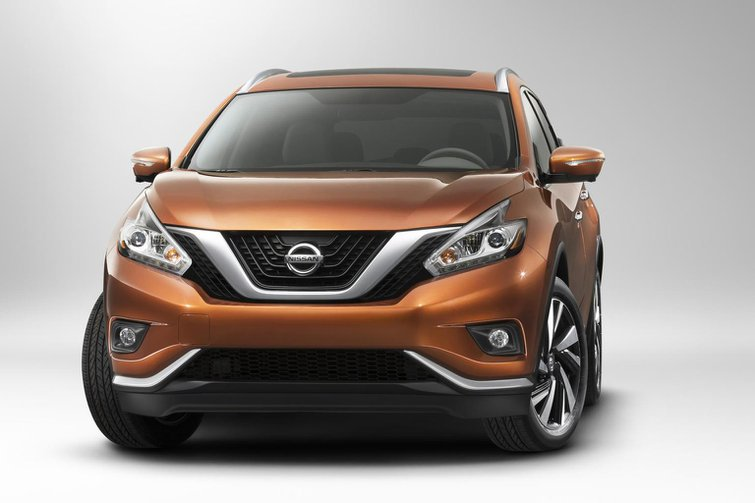 Nissan Murano considered for 2015 UK launch