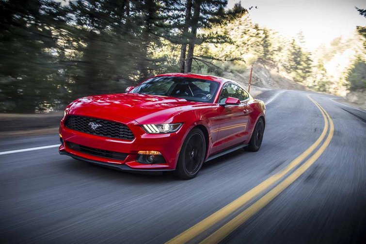 Deal of the Day: Ford Mustang
