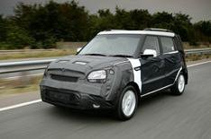 Kia Soul retuned for UK roads