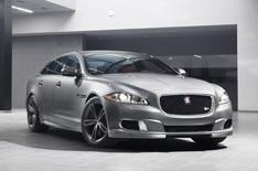 Jaguar XJR unveiled