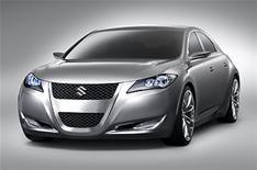 Suzuki delays planned Mondeo rival
