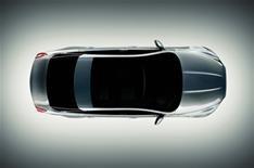 Jaguar's XJ teaser