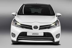2013 Toyota Verso preview