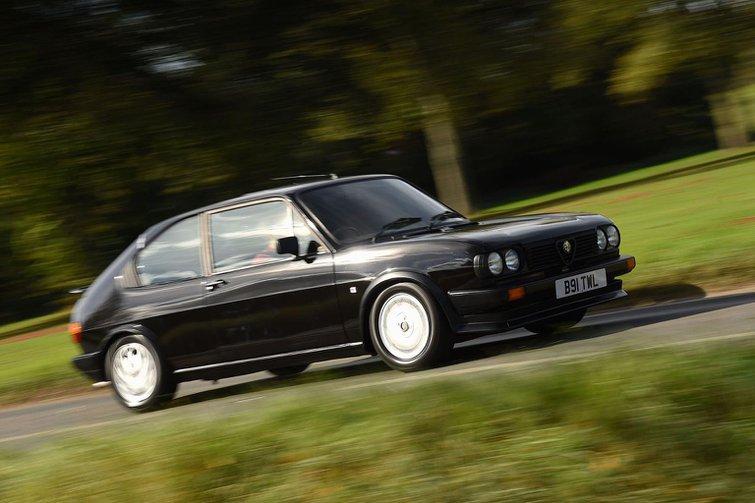 Alfa Romeo Alfasud Ti - Rewind Wednesday