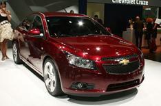 Chevrolet's model blitz