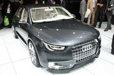 Audi A1 and others