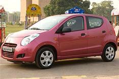 Suzuki Alto driven