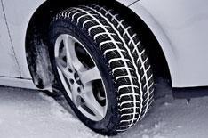 Winter versus summer tyres