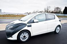 Toyota Yaris Hybrid review
