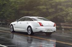 2013 Jaguar XJ AWD review