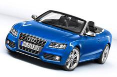 Revealed: Audi A5 and S5 Cabriolets