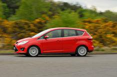 2013 Ford C-Max 1.0 Ecoboost 100 review