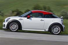How to spec your Mini Coupe