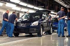 Night shift needed for Nissan Qashqai