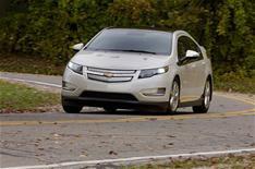 GM plans new life for Volt batteries