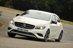 2012 Mercedes A-Class review