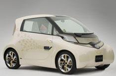 Toyota's drive on future car technology