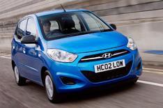 New Hyundai i10 to remain cheap