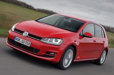 2013 Volkswagen Golf UK review