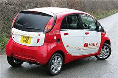 Electric car for Citroen and Peugeot