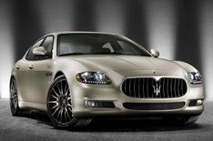 Maserati Quattroporte special edition