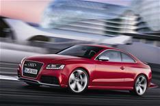 Audi RS 5 gets Geneva debut