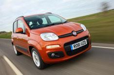 2012 Fiat Panda review