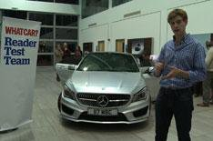 Readers review new Mercedes CLA
