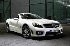 Merc launches limited-edition SL63 AMG