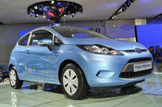 Ford's smart new Fiesta makes debut