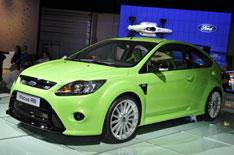 Ford - sexy new Focus RS and more