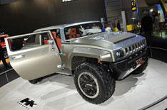 Hummer's 'small' car