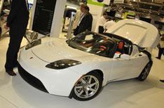 Tesla: making electric cars sexy