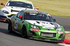 Mazda selling bespoke GT4 race car