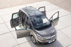 Vauxhall Meriva exclusive preview